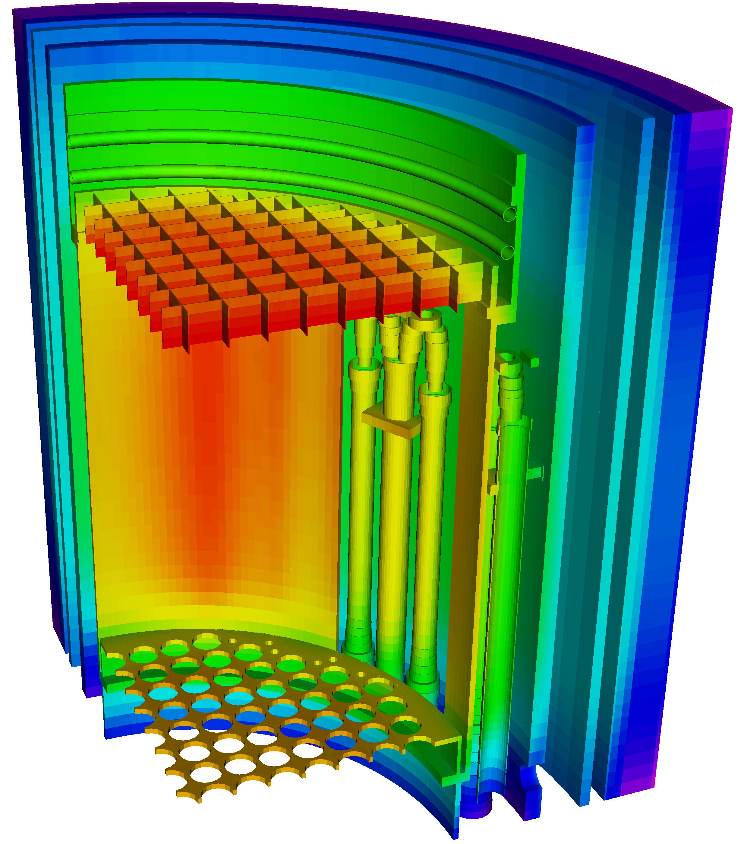 BWR 3D Model