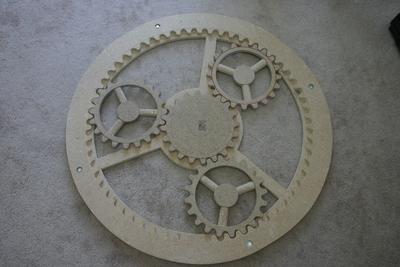 Planetary Gear Table